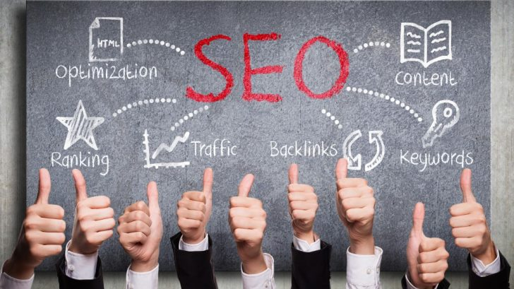SEO Essentials on Blackboard